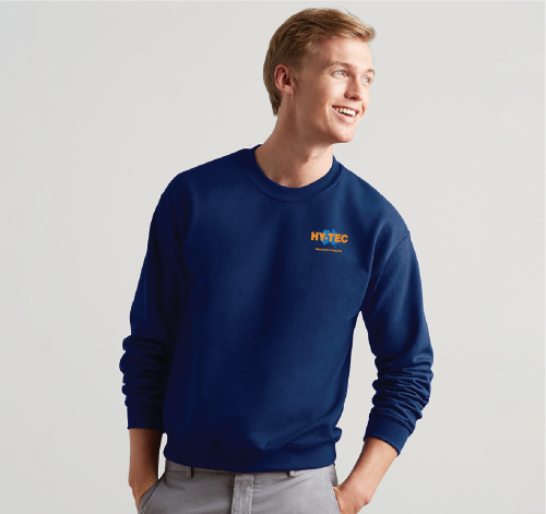 Gildan Heavy Blend Adult Crew Neck Sweatshirt