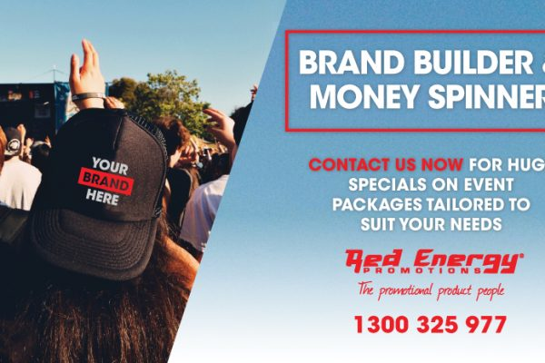 Events Builder Red Energy Promotions