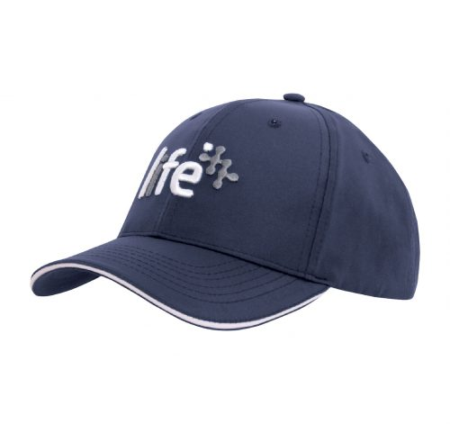 Sports Ripstop Cap with Sandwich Trim