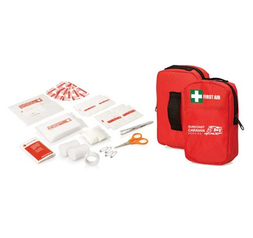 First aid Kit - Belt Pouch